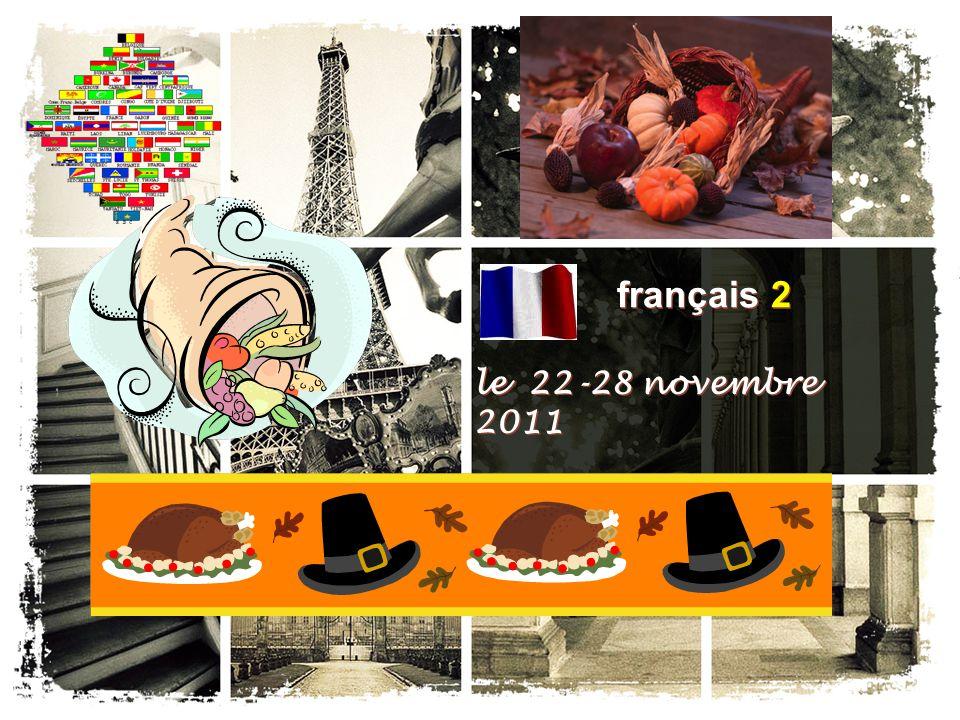 français 6AP le 22 novembre 2011 ActivitéClasseur ÉCOUTONS et RÉPONDONS : Les 7 Merveilles http://www.tv5.org/TV5Site/7-jours/sequence.php?id_dossier=368&id_seq=851&num=3 I.JEU et Vérification: Le plus-que-parfait : p.