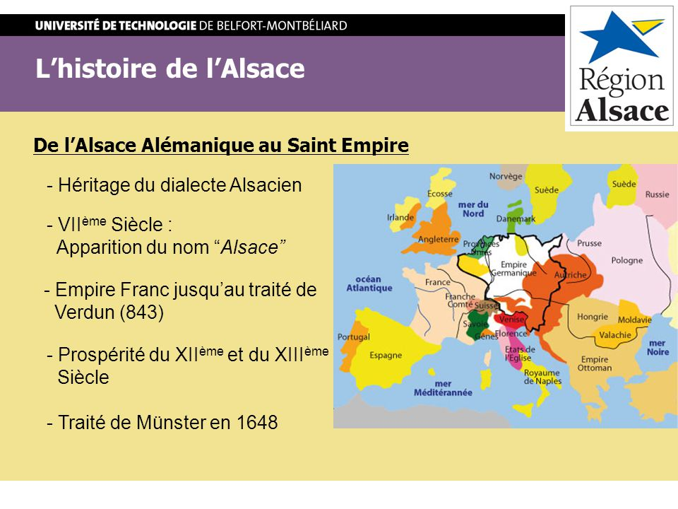 Conclusion www.utbm.fr Valentin Offner Benjamin Leparc He08 – Histoire Industrielle dAlsace