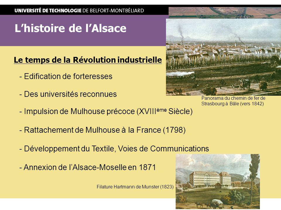 Merci de votre attention www.utbm.fr Valentin Offner Benjamin Leparc He08 – Histoire Industrielle dAlsace