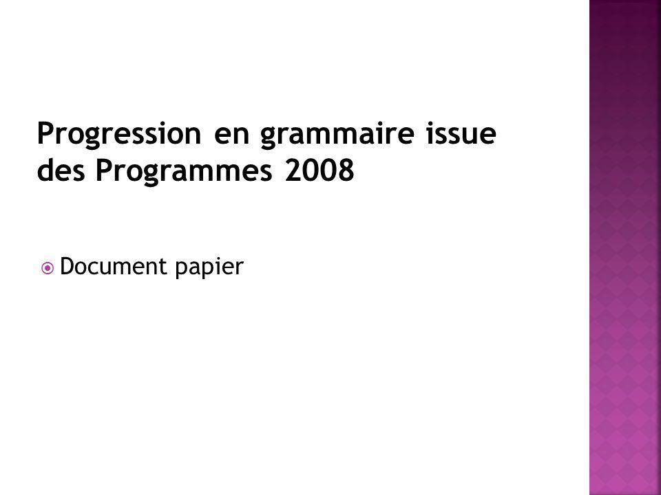 Document papier