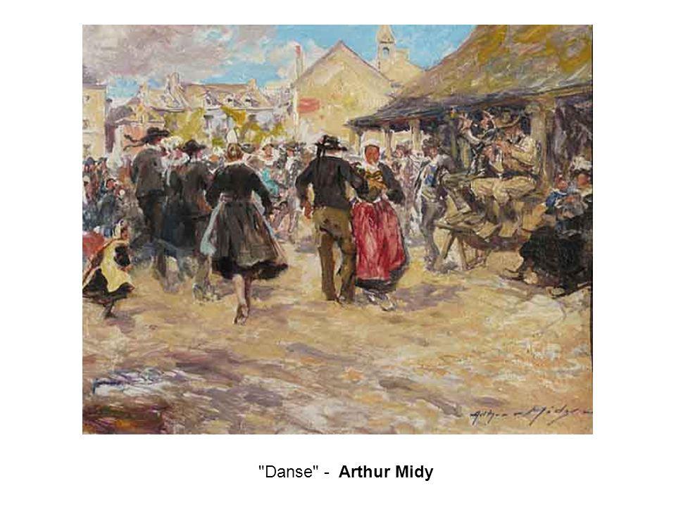 Danse - Arthur Midy