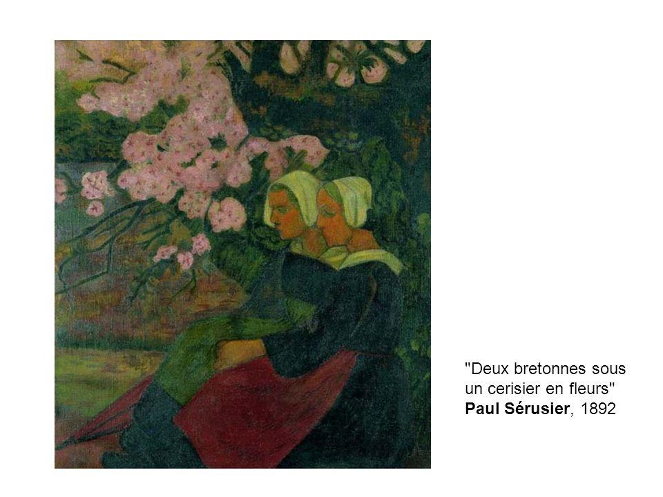 La Bretagne et ses peintres Portrait du peintre Alfred Guillou, par Théophile-Louis Deyrolle (tous deux installés à Concarneau) Défilement automatique