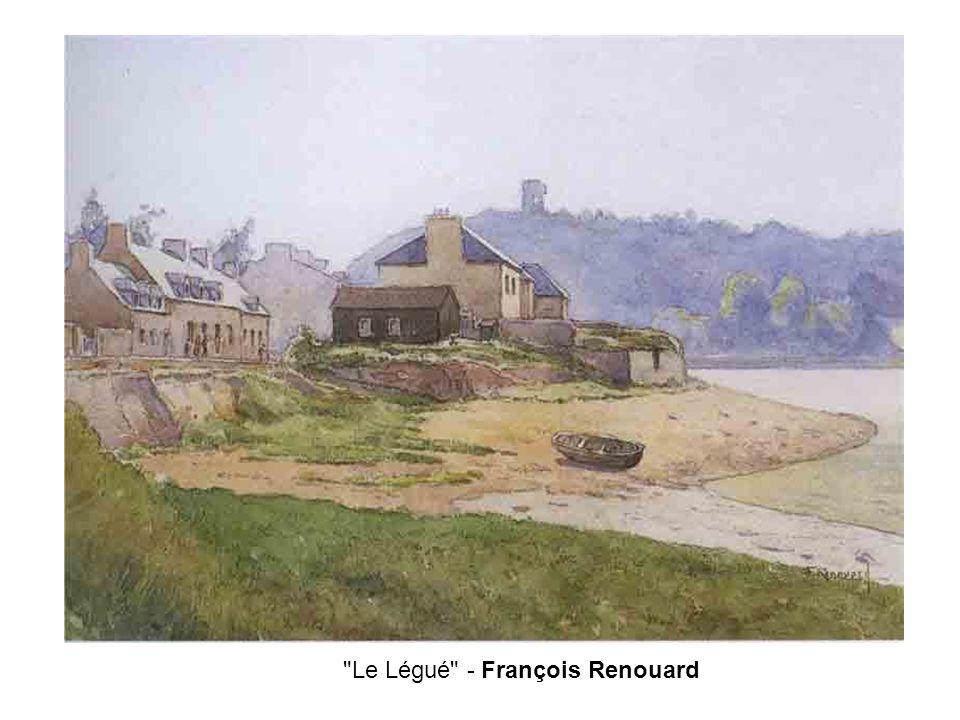 Le Légué - François Renouard