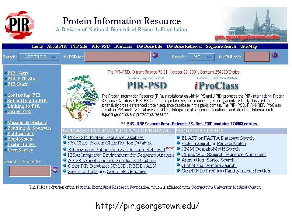 Génomes procaryotes