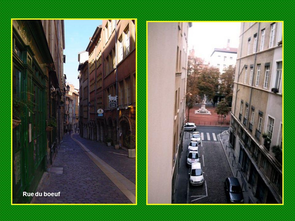 Décorations rue de la République