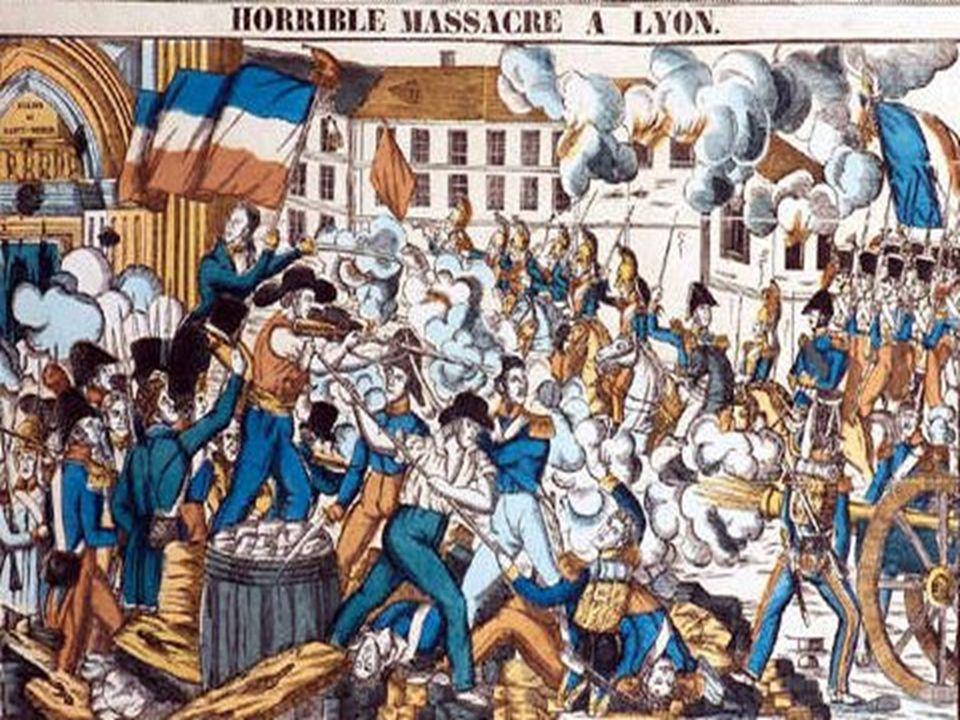 Les Canuts étaient les ouvriers tisserands de la soie sur les machines à tisser Jacquard.