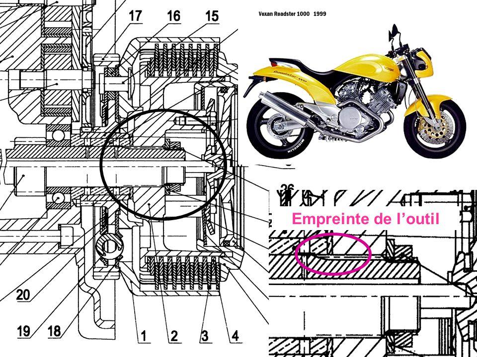BE_UE2_F222 OR_BE_IUT GMP_TOULON VAR orquera@univ-tln.fr 49/84 Empreinte de loutil …/…