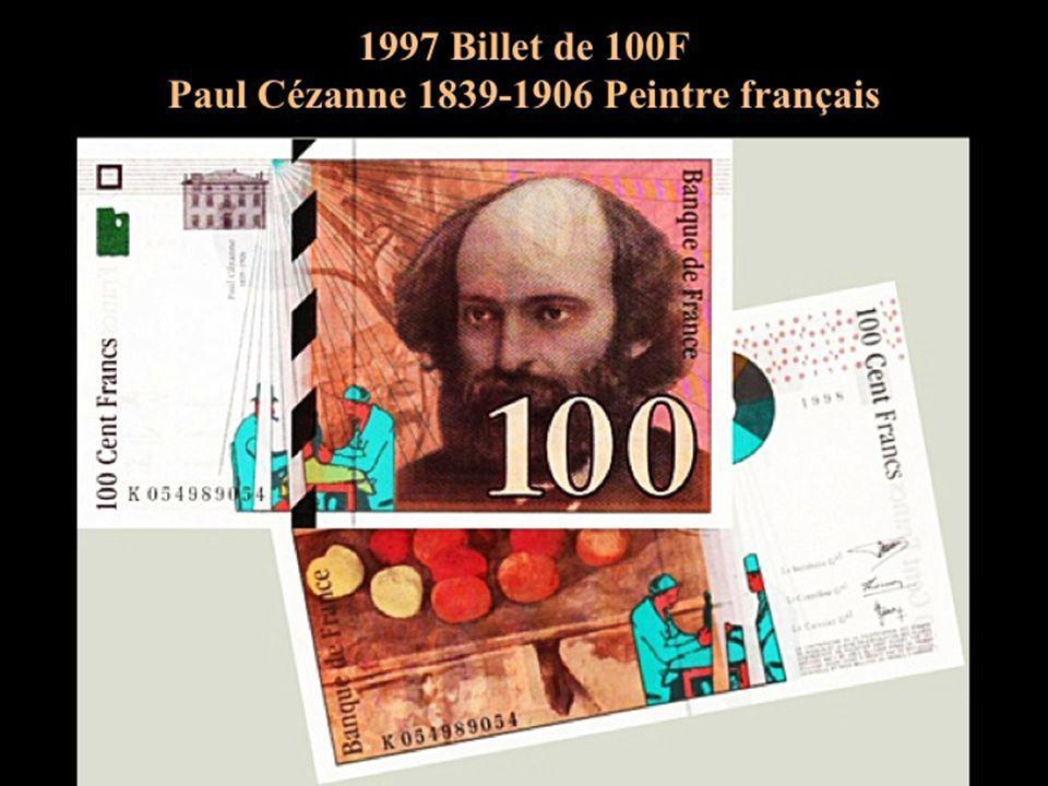 Un coup de cœur pour tous les billets en Francs que lon regrette tant.