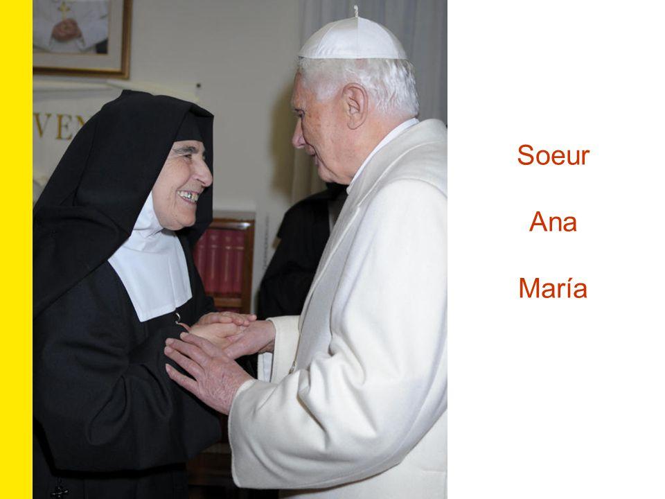 Soeur Pilar María