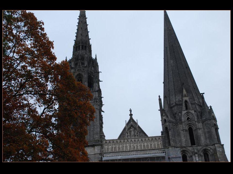 Chartres au XVII me siècle