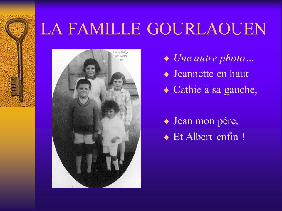 Les LOHEAC suite… Voilà, Ernest, le frère de Jean a épousé Jeannette.