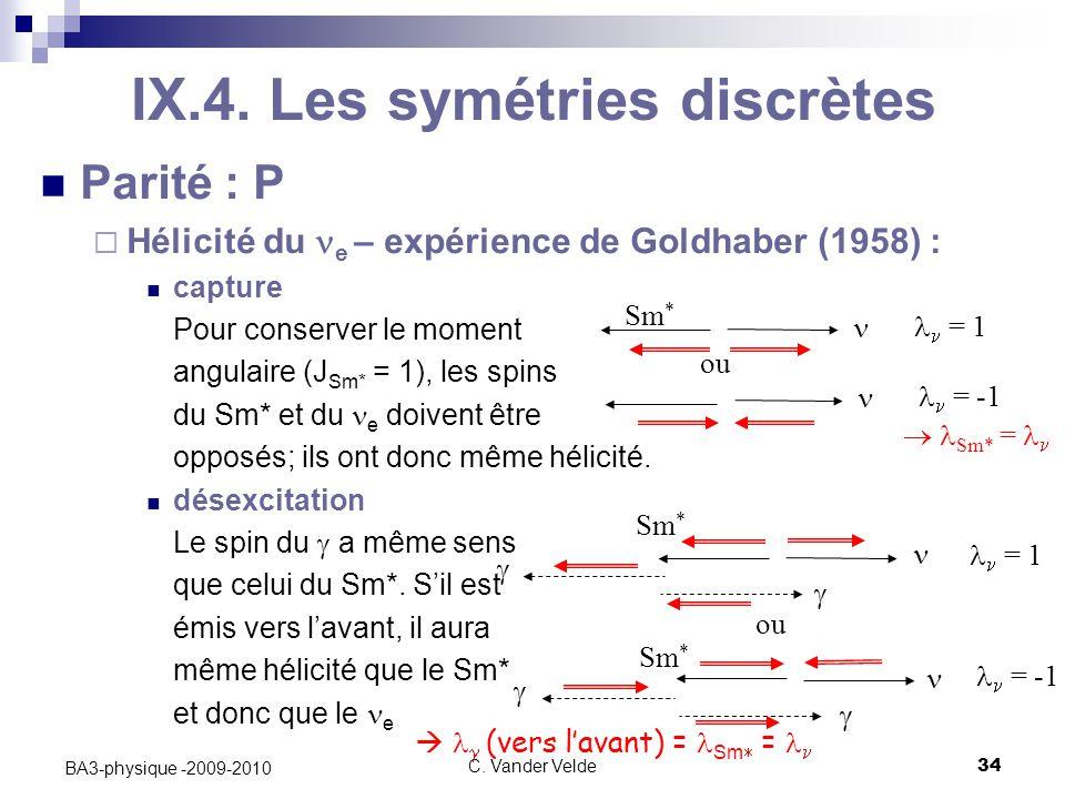 C.Vander Velde34 BA3-physique -2009-2010 IX.4.