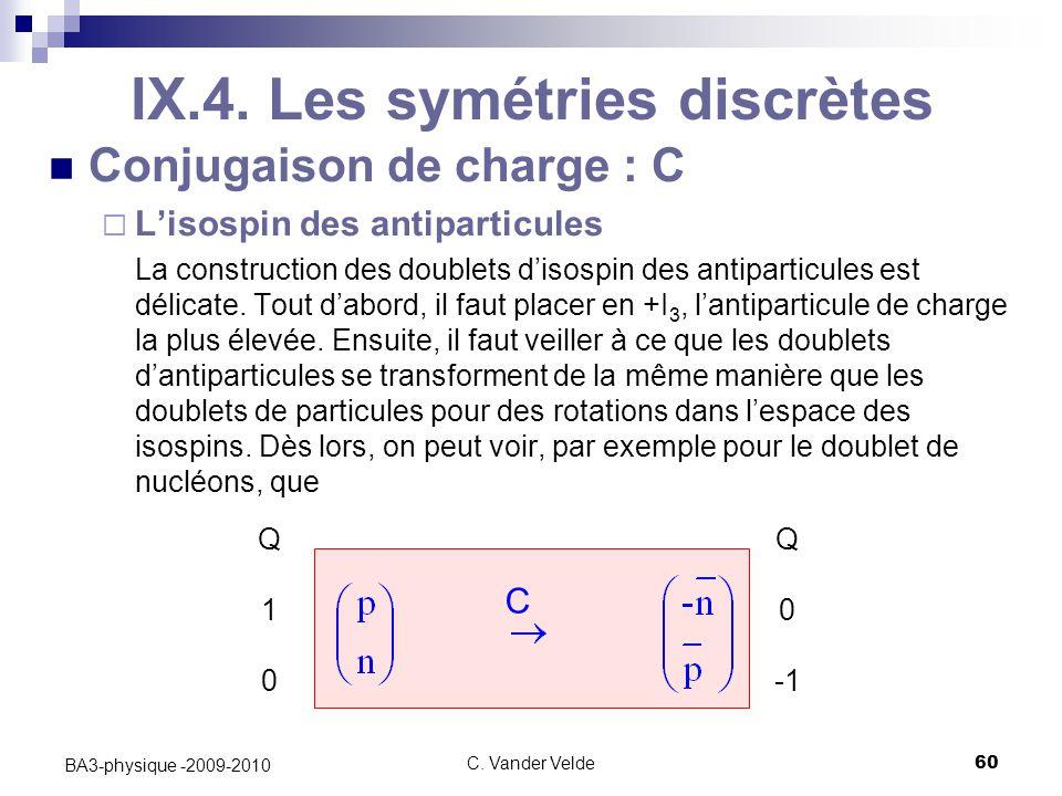 C.Vander Velde60 BA3-physique -2009-2010 IX.4.