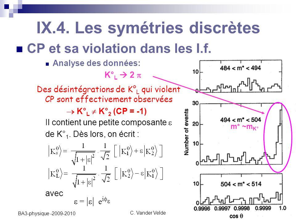 C.Vander Velde74 BA3-physique -2009-2010 IX.4.