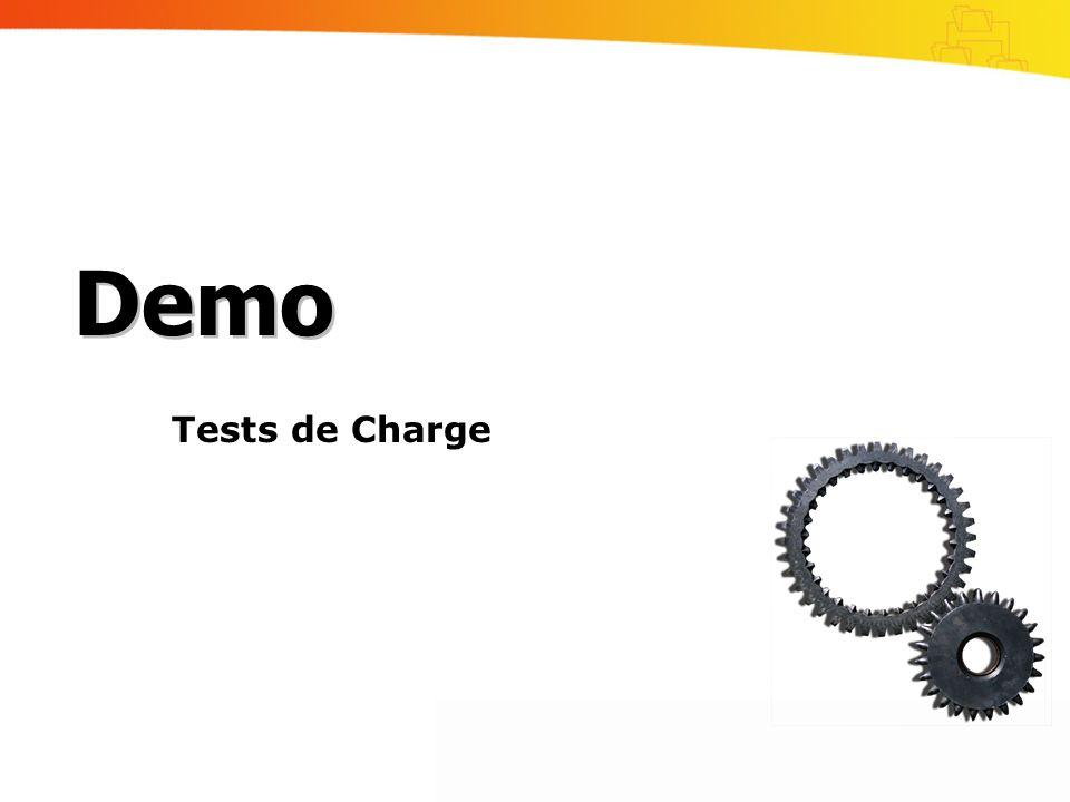 Tests de Charge Demo