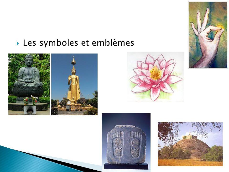 Les symboles et emblèmes