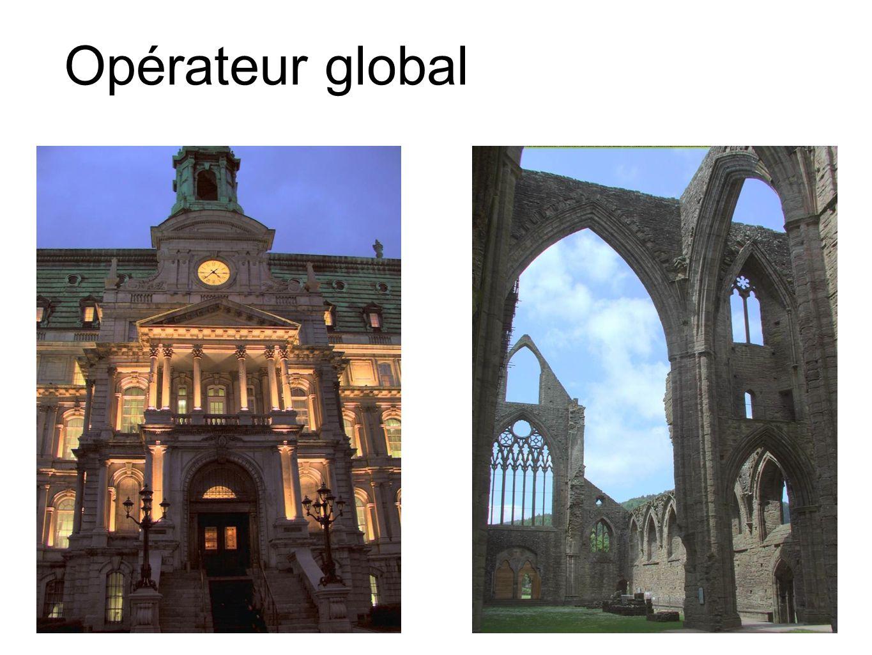 Opérateur global