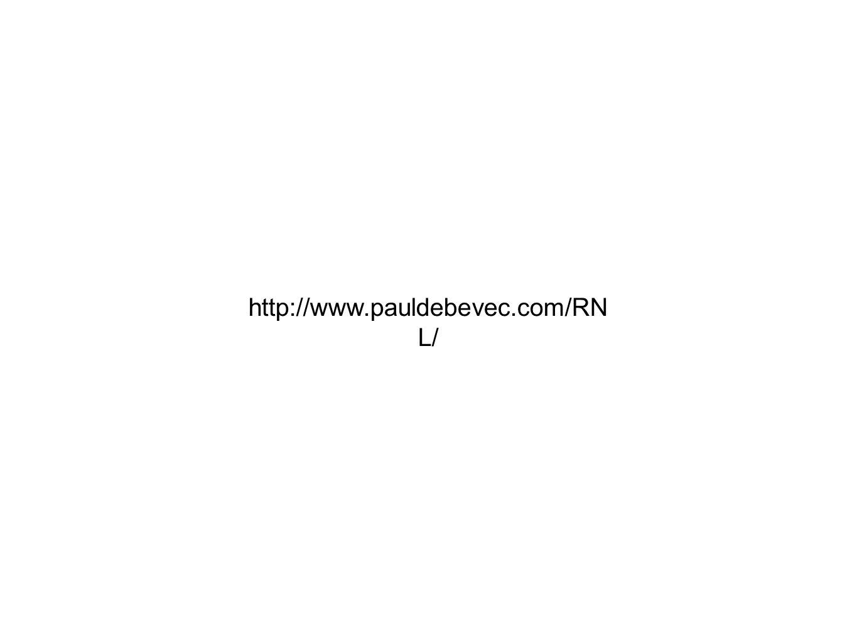 http://www.pauldebevec.com/RN L/