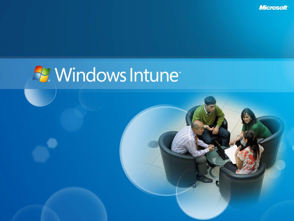 Installez le client Windows Intune sur 25 ordinateurs de votre organisation et utilisez gratuitement Windows Intune durant un an !