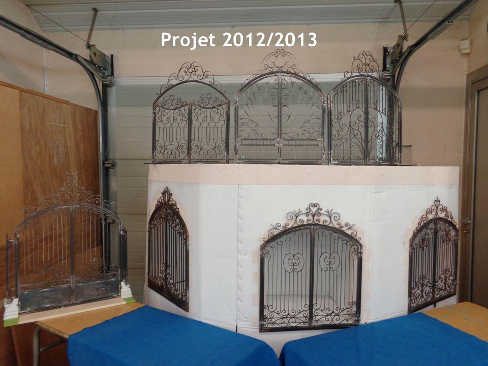 Projet 2012/2013