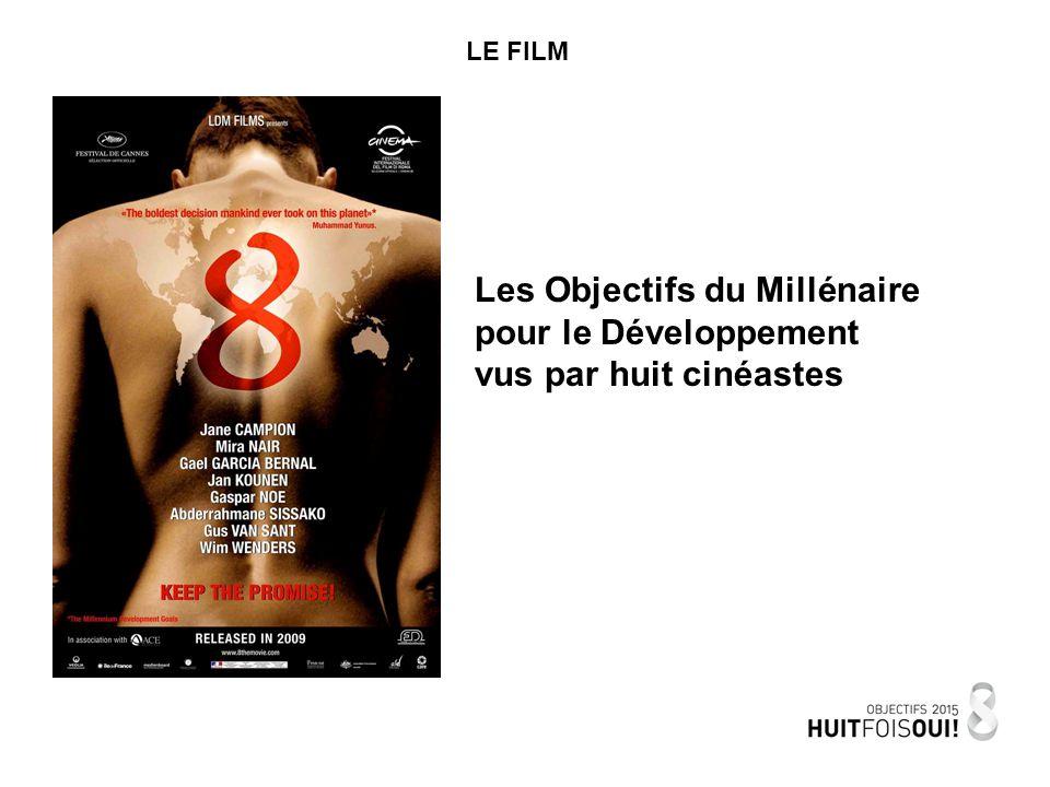 Les Objectifs du Millénaire pour le Développement vus par huit cinéastes LE FILM