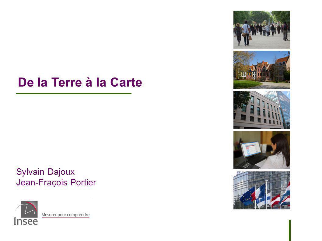Sylvain Dajoux Jean-Fraçois Portier De la Terre à la Carte
