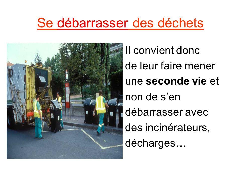 Actions possibles Nous envisageons d installer des vermicomposteurs dans le cadre du Lycée La Merci et ceci afin de favoriser le recyclage des dechets alimentaires.