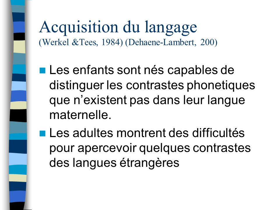 Building Phonotactic Knowledge in Bilinguals Role of Early Exposure L.Bosch & N. Sebastián-Galles