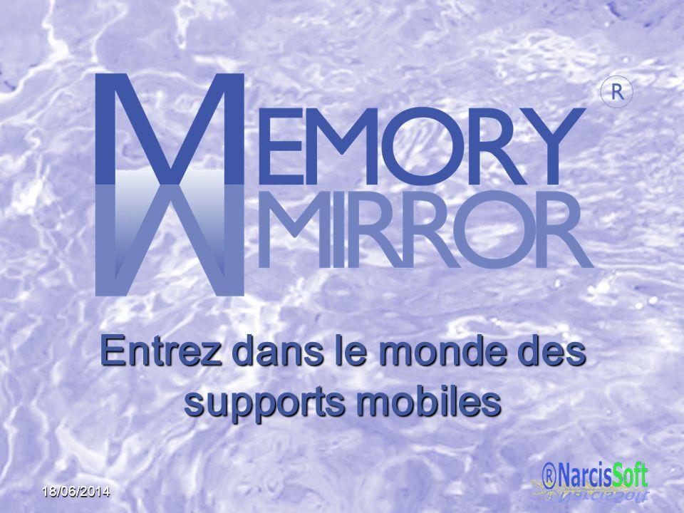 18/06/2014 Entrez dans le monde des supports mobiles