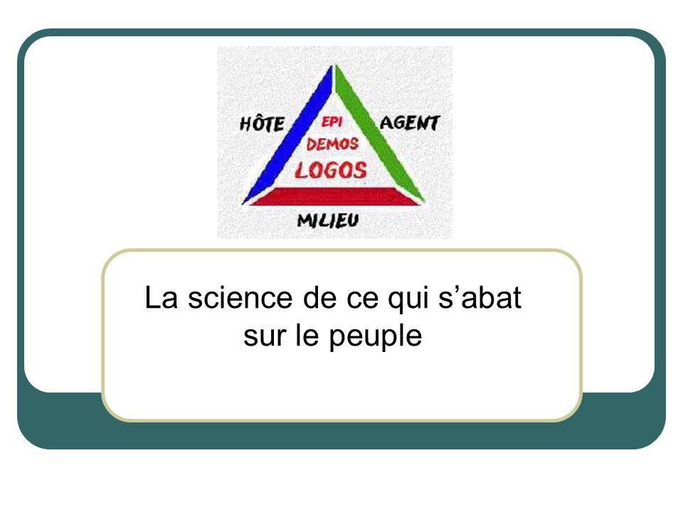 La science de ce qui sabat sur le peuple