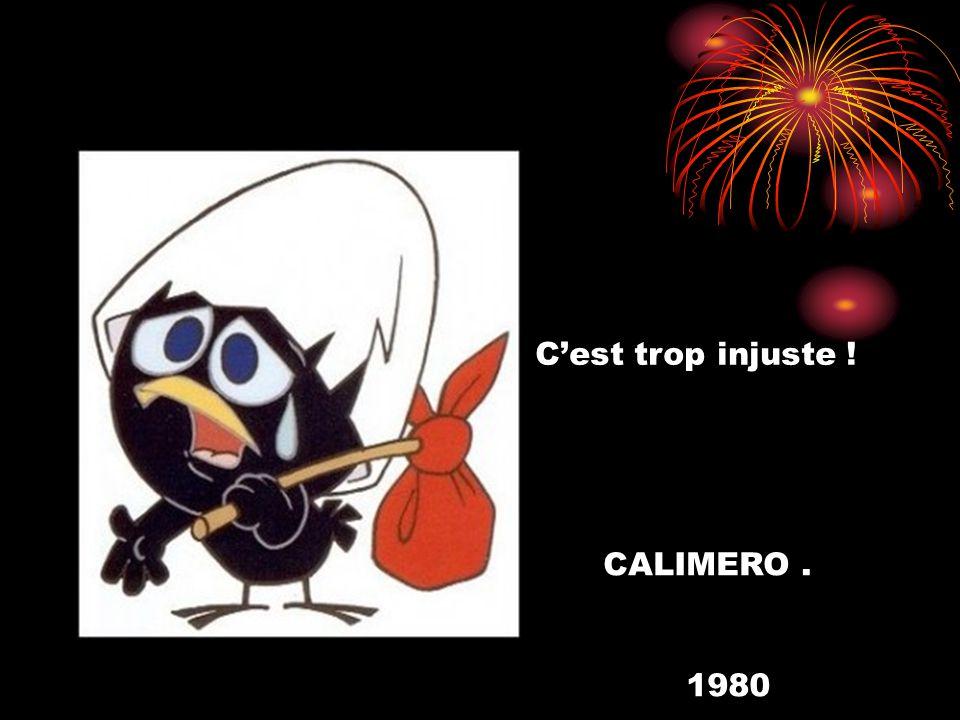 POUR LAMOUR DU RISQUE. 1979