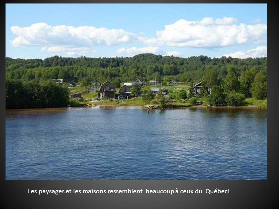 « l y a 60 000 lacs en Carélie. Les lacs et marécages de la république contiennent environ 2 000 km³ d'eau douce de très bonne qualité. Les lacs LADOG