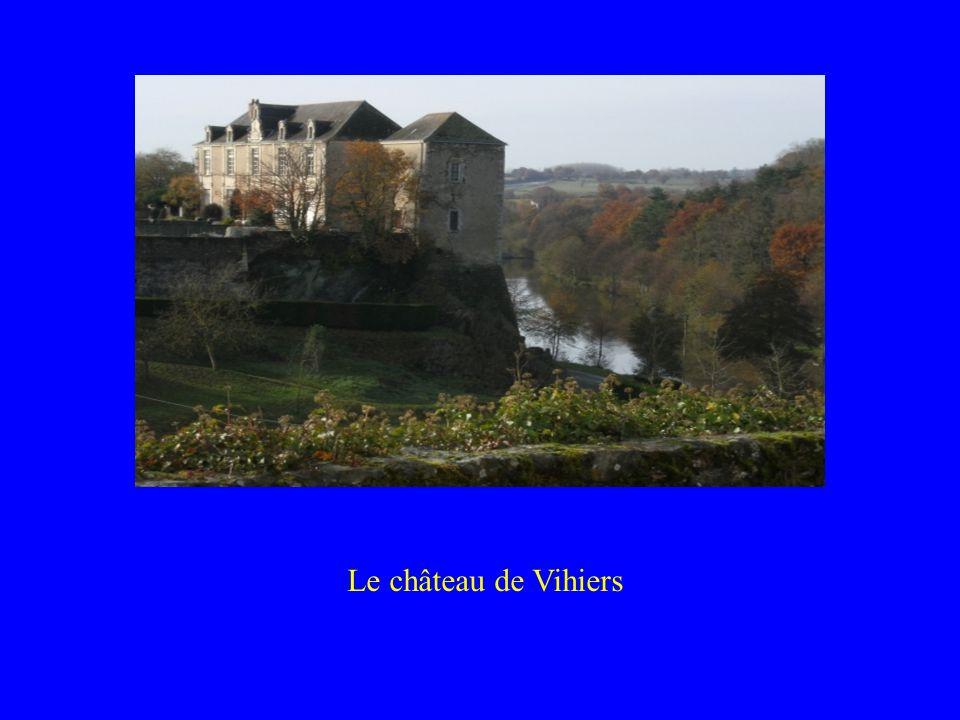 Le château de Vihiers