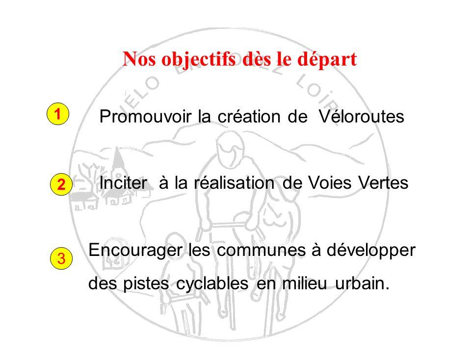 Promouvoir la création de vélo routes Association Vélo en Forez Loire 42