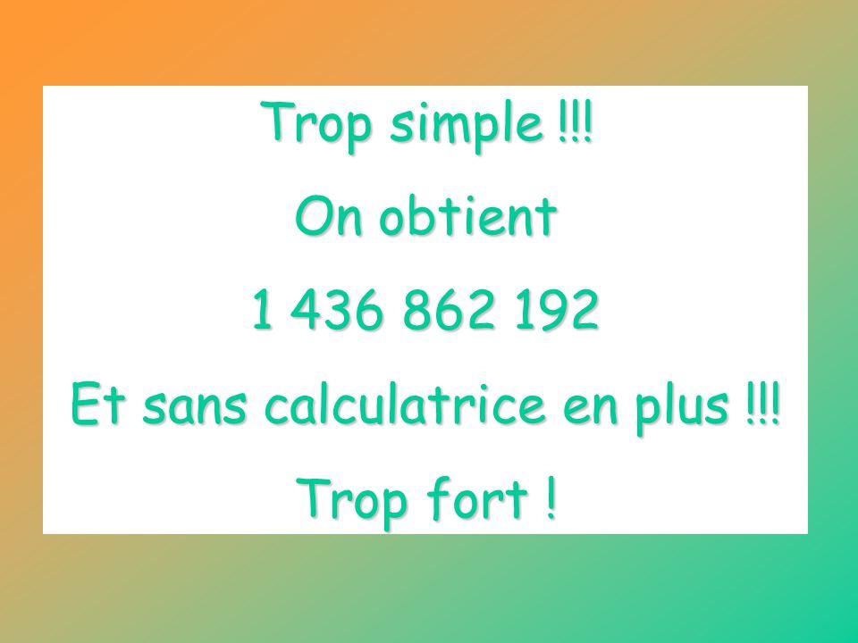 Calculer : 115 244 x 12 468