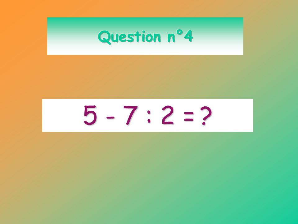 Sur une droite graduée, on donne A(-1) et B(-6,2). Quelle est la distance AB?