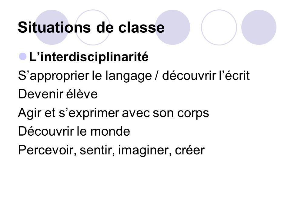 La vie de classe « Rituels » et responsabilités Le sens des rituels La multiplicité des responsabilités Situations de classe