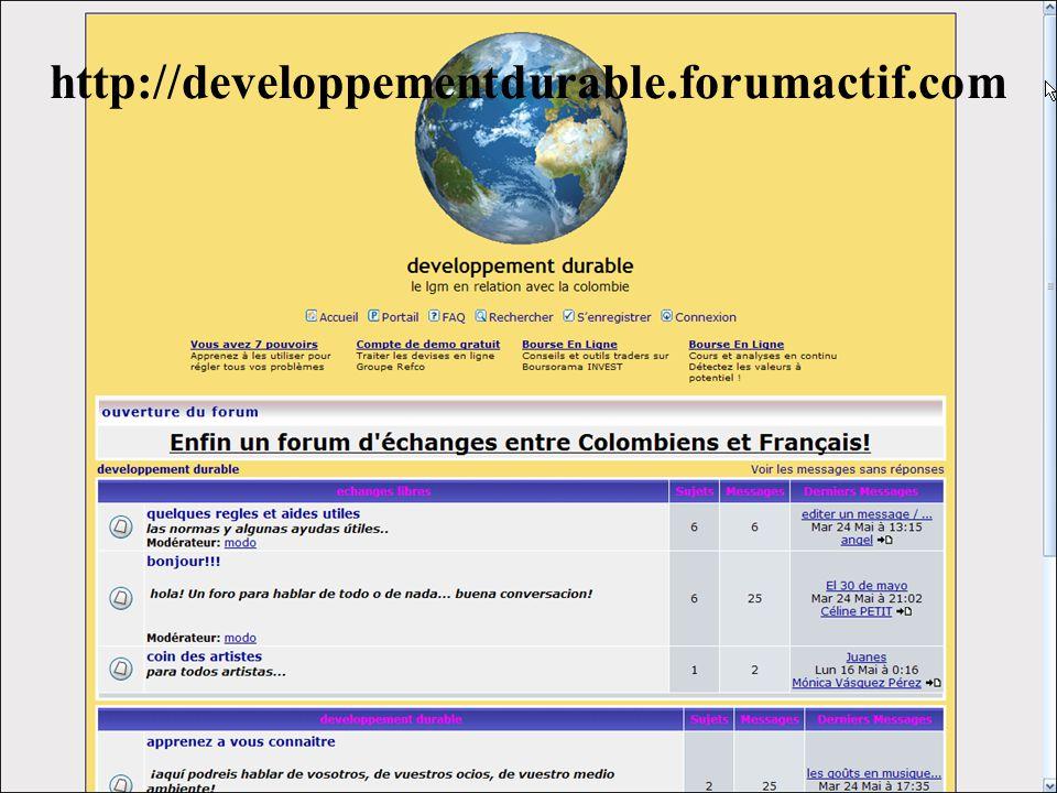 http://developpementdurable.forumactif.com