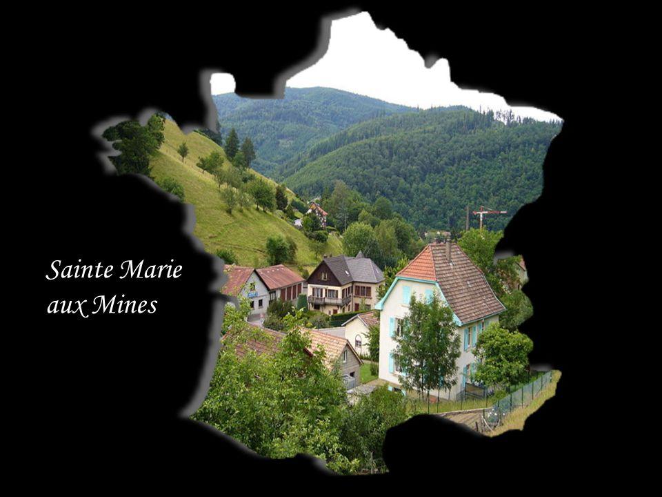 Sainte Marie aux Mines