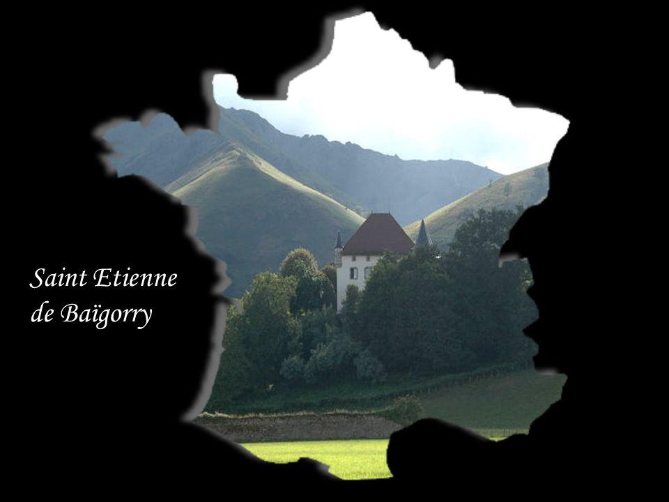 Saint Etienne de Baïgorry