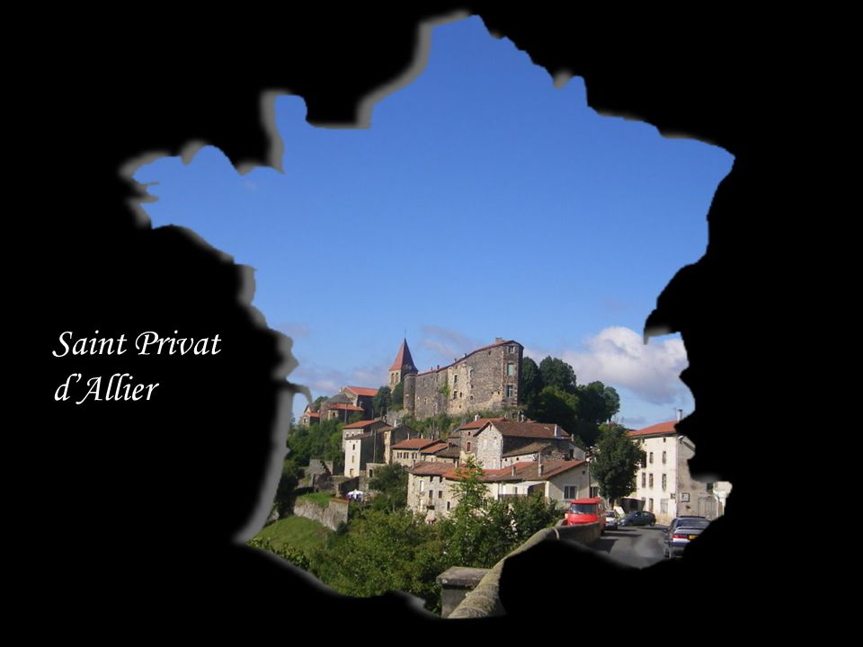 Saint Privat dAllier
