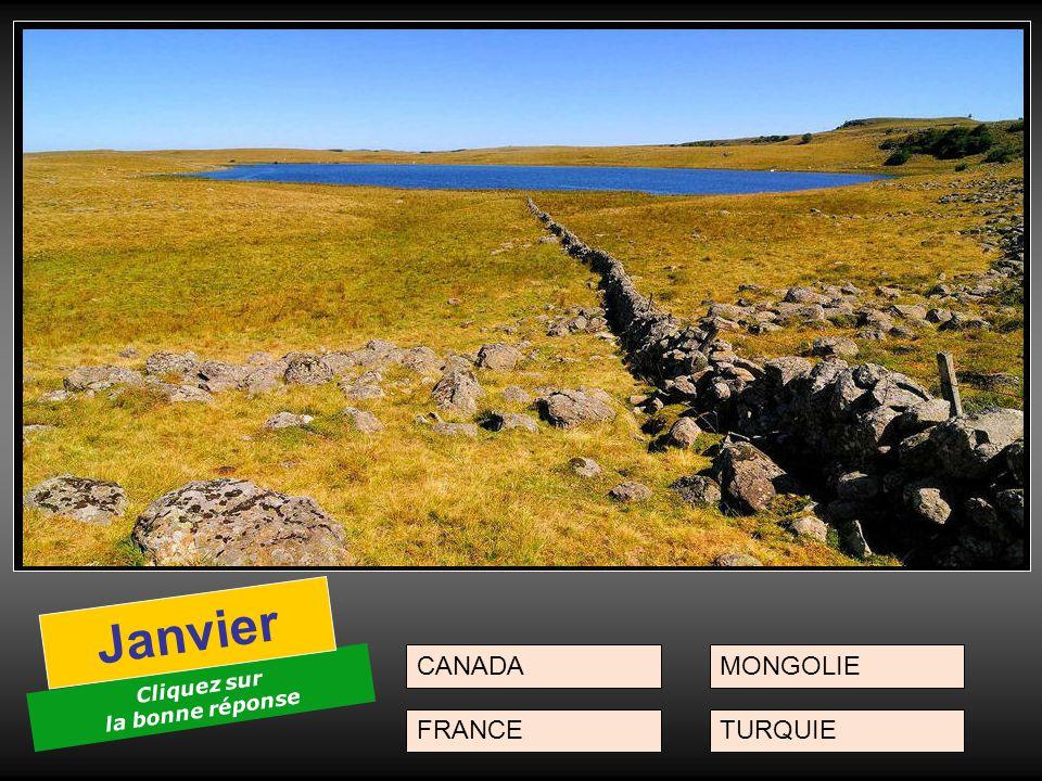 QUIZZ Vous devez tout simplement deviner le pays où a été prise chaque photo ! Réponse en fin de diaporama Cliquer pour continuer Géographie du MONDE