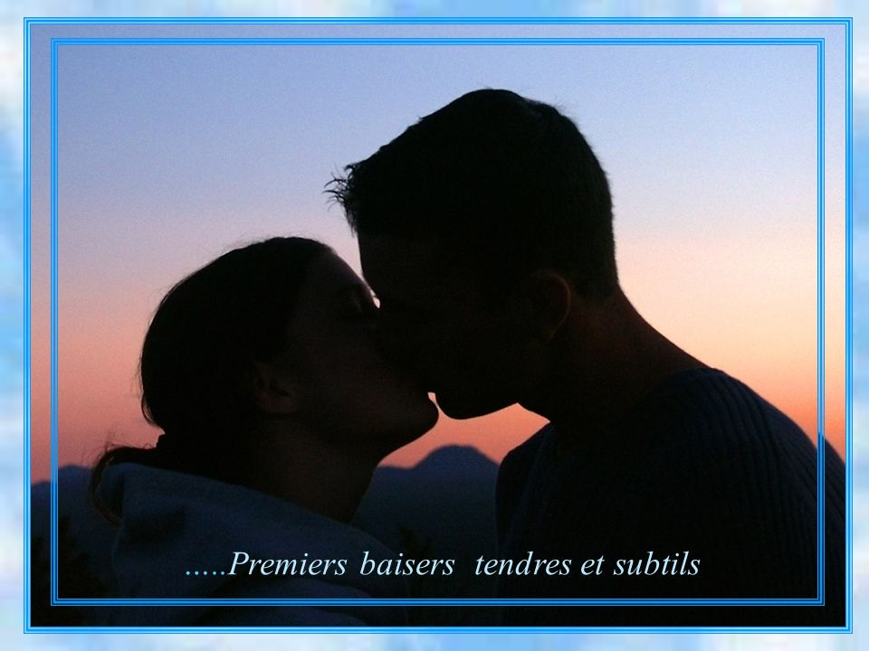 Premier amour…..