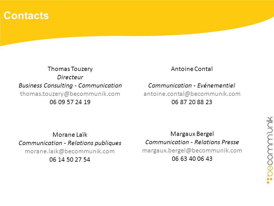Communication & Business Consulting Agency Rejoignez-nous!