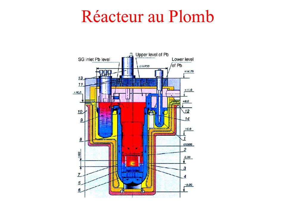 Réacteur au Plomb