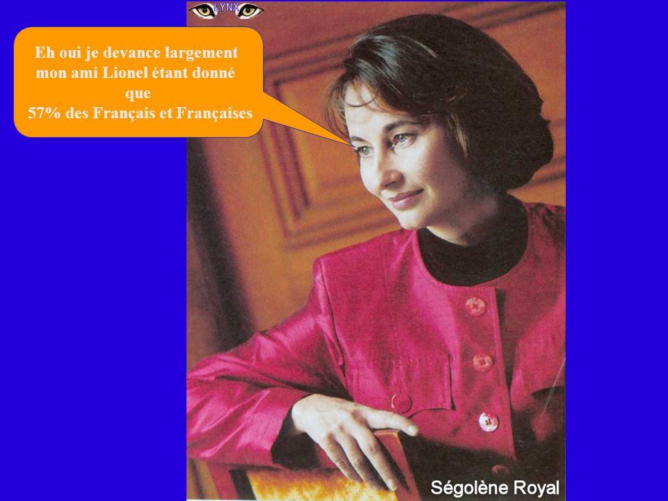 Rêve Ségolène cest moi le futur candidat…