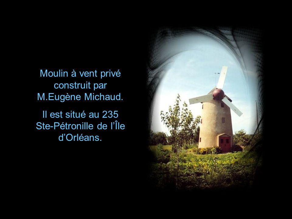 Moulin de Neuville (1980).