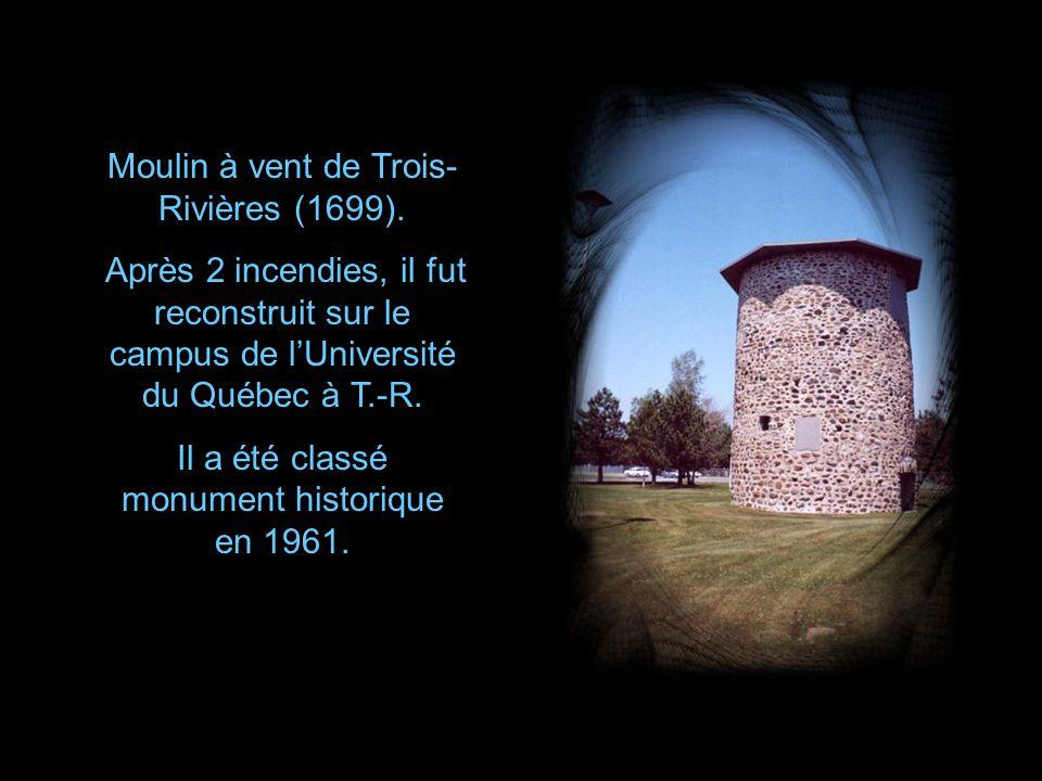 Moulin à vent Vincelotte.