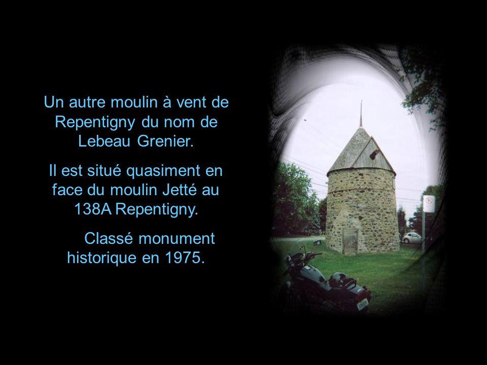 Moulin à vent de Repentigny.