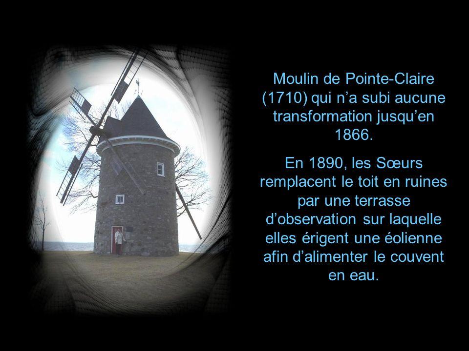 Moulin de lÎle-Perrot.